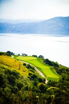 Golf Course in Kunming, China