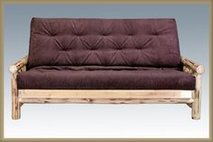 This Is Our Viking Barnwood Futon Made To Look Like Genuine Reclaimed Wood At A More Economical Price Available In Loveseat Full And Queen Siz
