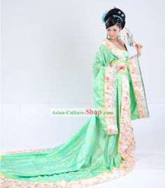 b91208154 Ancient Chinese Princess Costumes Complete Set Chinese Gown, Chinese Art,  Princess Theme, Ancient