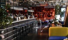 Bilder | Få en känsla för vår atmosfär | Hobo Hotel Hotel Stockholm, Visit Stockholm, Best Travel Sites, Staff Room, Hotel Guest, Rooftop Terrace, Bar Drinks, Workout Rooms, Smoking Room