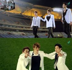 '2014 Incheon Asian Games' release MV teaser for JYJ's 'Only One' | allkpop