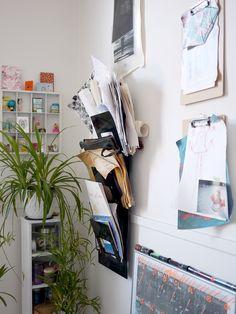 Les filles Tandem & co- et le Bocal de Mag jasent : entrevue #coupdecoeurlocal - Vue différente de l'atelier - par Tandem & co-   Design intérieur en ligne - Pour recevoir ta dose d'inspiration déco chaque semaine, rejoins la #TribuCréative, c'est gratuit => tandemcodesign.com/infolettre
