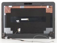 Lenovo Thinkpad Edge E555 LCD Back Cover W Bezel Hinges Video Cable AP0TS000300