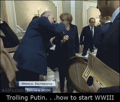 How to start WWIII