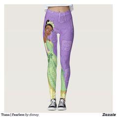 Tiana | Fearless Leggings