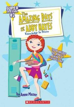 Amazing Days of Abby Hayes Series