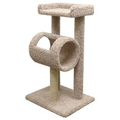 "Kitty Mansions 53"" Florence Cat Tree & Reviews 