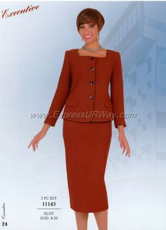 Womens Suits by Chancelle for Spring 2014 - www.ExpressURWay.com