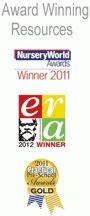 Award Winning Resources
