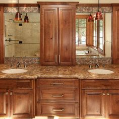 1000 images about master bathroom on pinterest master for Master vanity ideas