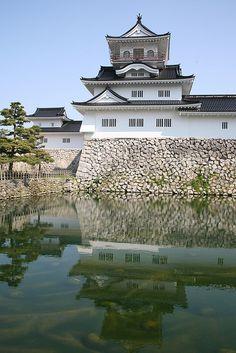 le chateau de toyamay #toyama #japan
