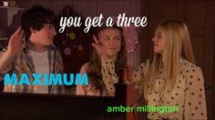 Amber millington house of anubis. Edit by Rebecca Russell