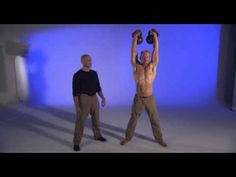 Pavel Tsatsouline - Return of the Kettlebell 2009 FULL VIDEO - YouTube