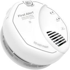 First Alert SC9120B Hardwired Combination Carbon Monoxide and Smoke