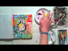 Art Play: Backgrounds & Layers online course - YouTube