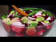 Fritters, Fruit Salad, Pickles, Food And Drink, Baking, Vegetables, Cook, Beignets, Fruit Salads