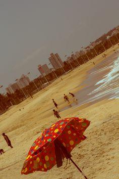 Praia de Camburi - Vitória, ES / Brasil, por Lirokane