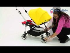 Bugaboo Bee 3 buggy review | MadeForMums - YouTube