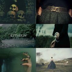 Slytherin Aesthetics