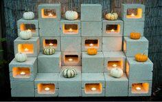 15 Fun and Fancy DIY Ways to Use Cinder Blocks | TipHero