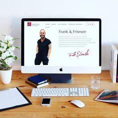 Friseursalon Grabowski #deich8 #cms #design #emden #joomla #nordic #opensource #seo #webdesign #website #2020 #emden #frank&friseure #hairstyles Joomla, Beauty Clinic, Skin Clinic, Brand Board, Health Center, Trends, Website Template, Good Skin, Web Design