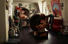 DDB Paris: Big Head, 3 | Ads of the World™