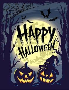 Happy Halloween Pict Quotes Sayings Status Text Images Happy Halloween Pictures Halloween Tags, Retro Halloween, Halloween Kunst, Happy Halloween Quotes, Happy Halloween Pictures, Feliz Halloween, Vintage Halloween Cards, Fröhliches Halloween, Halloween Artwork