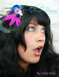 self portrait 6/6/13  adora bows promo