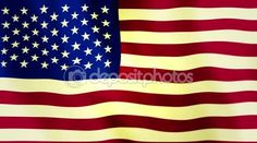 Flaga USA Full Hd