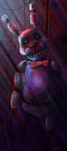 FNAF Bonnie by sibbies.deviantart.com on @DeviantArt