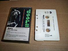 Alive, She Cried - US 1983 - Elektra 60268-4