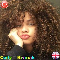     #curly = #kıvırcık     °•●•°     #okunuşu = körli     °•●•°     #wordsenglish #englishwords #englishlearning #teacher #student #study #words #learning #translator #translate #dictionary #ceviri #cevirmen #sozluk #sozcuk #ingilizce #grammer #learn #teach #word #turkce #school  #phoenixdictionary    