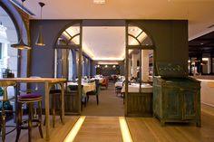 Ten Con Ten Restaurant, Madrid http://www.thelovelytravel.com/?p=2534