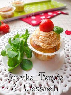 Surprenez vos invités en leur servant des cupcakes salés en entrée!