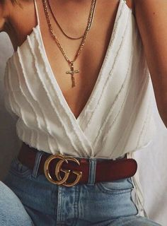 Top 10 Latest Casual Fashion Trends This Summer - Fashion Ideas - Luxury Style Fashion Killa, Look Fashion, Fashion Outfits, Womens Fashion, Fashion Trends, Fashion News, Net Fashion, Gucci Fashion, Fashion Online