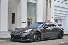 2019 Porsche Panamera Turbo E-Hybrid by Mansory Porsche Panamera Hybrid, New Panamera, Porsche Cars, My Ride, Car Parts, Luxury Cars, Motors, Transportation, Design