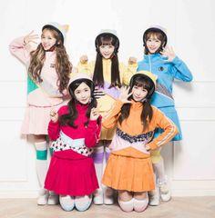 CRAYON POP - Ellin + ChoA + Soyul + Way + Geummi