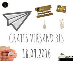 GRATIS VERSAND BIS 18.9.2016 für Österreich Deutschland und die Schweiz <3 www.cuteclay.at