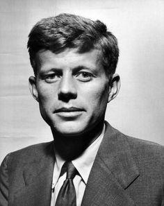 36 pics of JFK (Source: LIFE)