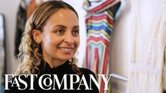 For Nicole Richie, Business Is Personal Lionel Richie, Video Library, Passion Project, Nicole Richie, Company Names, Creative Director, Fun Facts, Glamour, Youtube