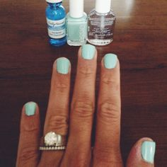 shellac hack – perfected. - Mint Arrow // Powered by chloédigital