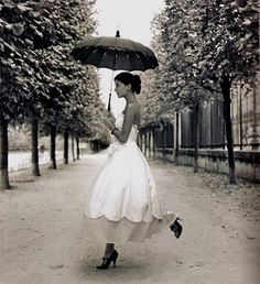 I think I have a new favorite photographer. This is from Rodney Smith's collection.
