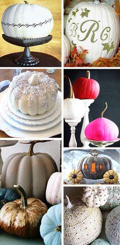 White_Pumpkins_Decorated