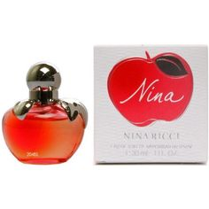 106d131dae819 Nina Ricci Nina Eau de Toilette Spray, 1 Oz, Multicolor Eau De Cologne,
