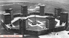 In the mid-1920s a monument was built in East Prussia on the site of the August 1914 battle of Tannenberg, in which German forces under Field Marshall Paul von Hindenburg defeated the Russian 2nd Army
