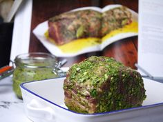 Chimichurri Roast Beef | Butter Wouldn't Melt
