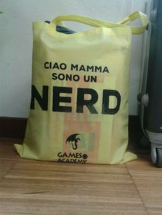 #GamesAcademy all' #IGD15. Bellissima borsa alla biblioteca di Novate Milanese!