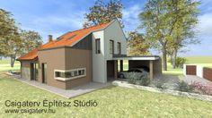 veresegyházi családi otthon - Csigaterv Építész Stúdió