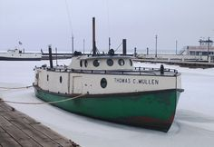 Up To Bayfield To See The Boats | The Retread Ranger Blog