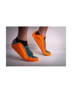 Meine nächsten Schuhe drucke ich selbst. 3D-Druck mit flexiblem Filament von Recreus. #3Dprint